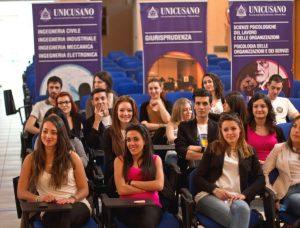 Alternanza Scuola Lavoro Niccolò Cusano Milano