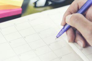 organizzare il piano di studi