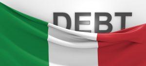 debito pubblico in Italia