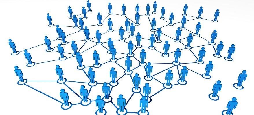 social nel cv